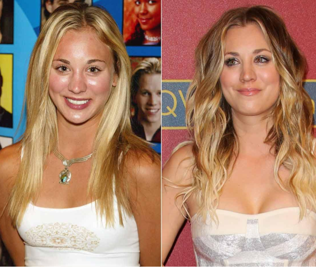 Reasonable Expectations Kaley Cuoco Buildmybod Plastic