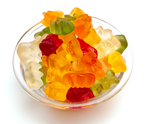 Gummy bear plastic surgery