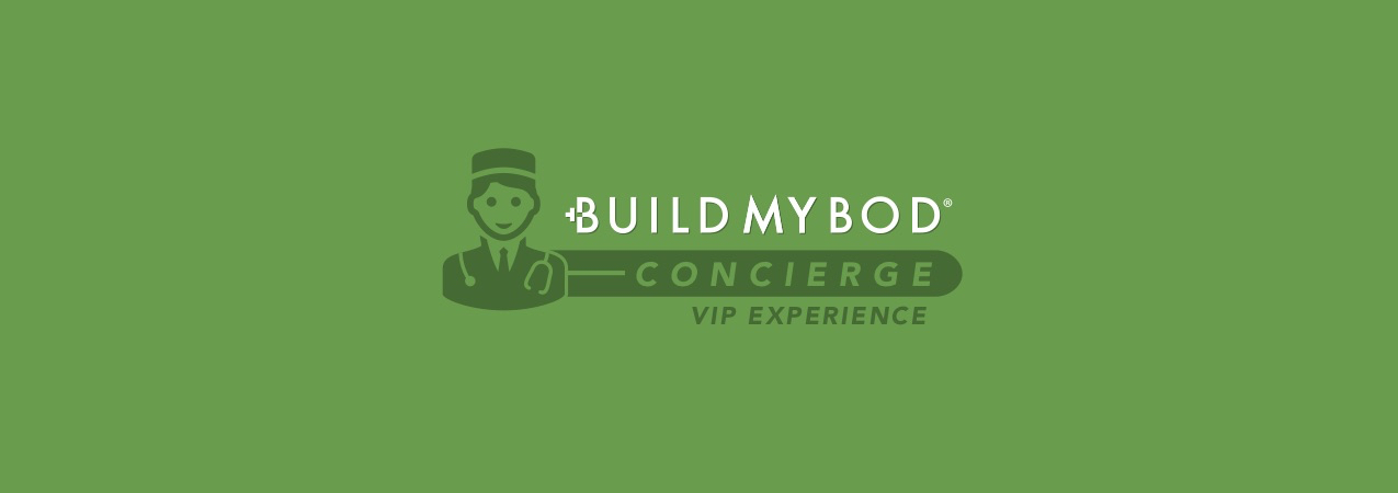 buildmybod health concierge experience